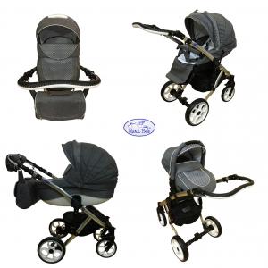 trio carrito bebe
